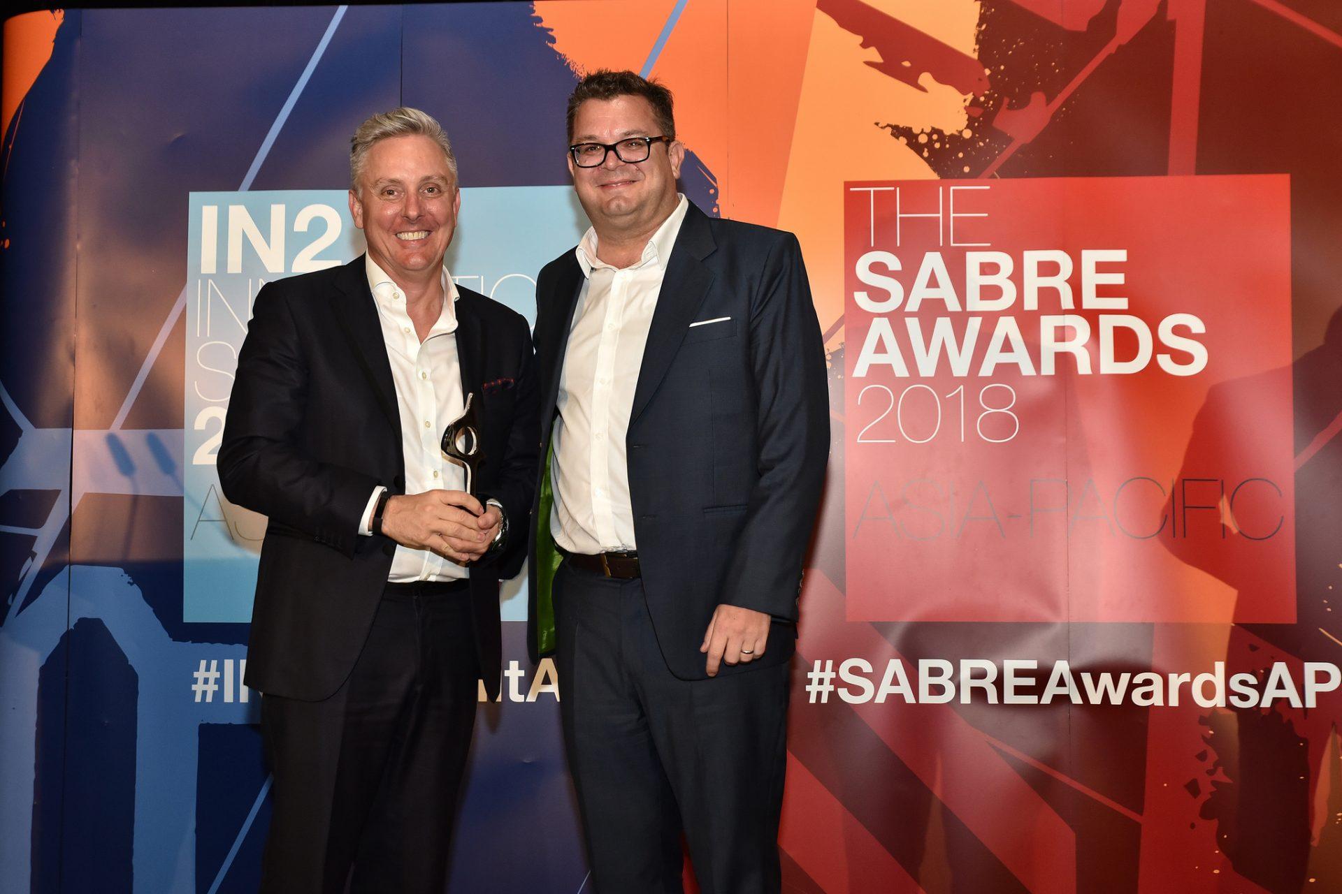 FORWARD - SABRE Award